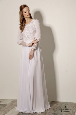 Modest wedding gowns 2018 Penelope (1)