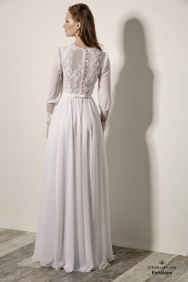 Modest wedding gowns 2018 Penelope (3)