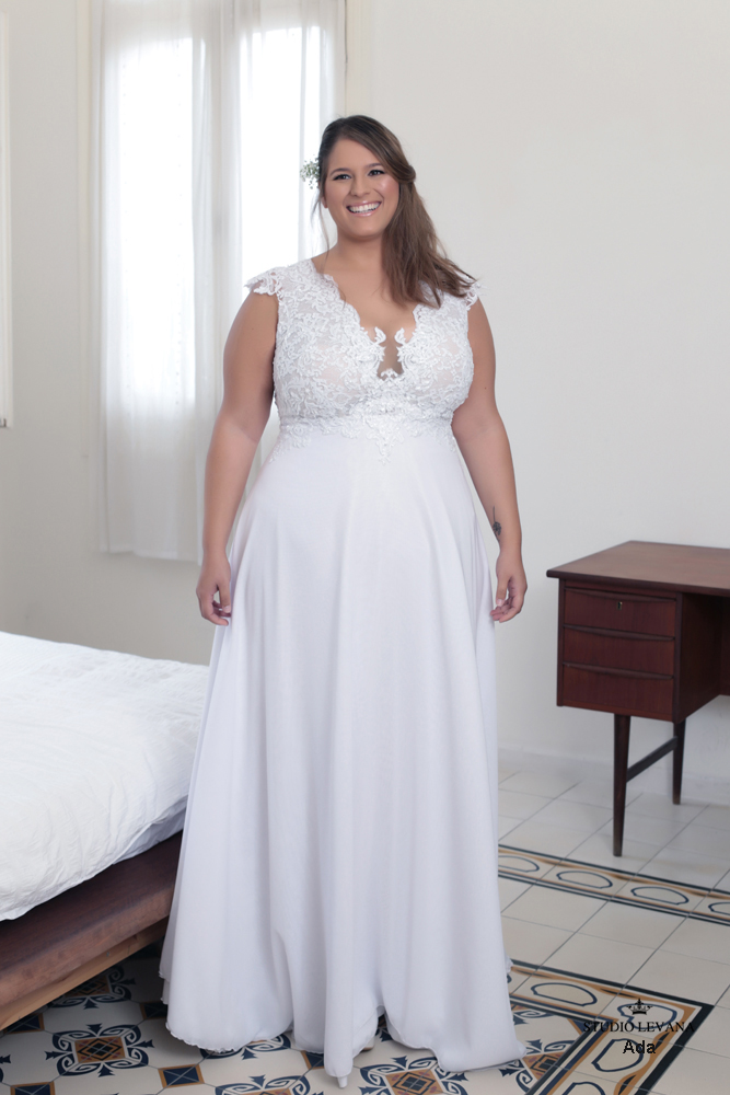 plus size wedding dresses plus size wedding gowns radiant collection wedding 6685