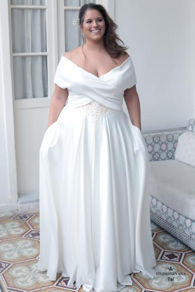 Plus size wedding gowns 2016 tal (1)