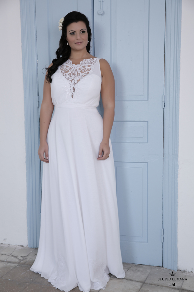 simple plus size wedding dresses curvy wedding gowns blue collection wedding gowns 7491