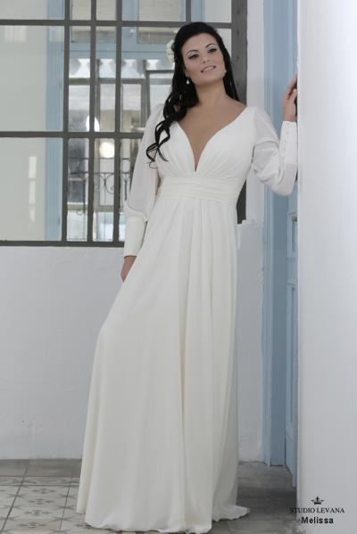 Plus size wedding gown-Blue  (1)Melissa (3)