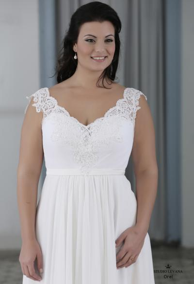 Plus size wedding gown-Blue  (1)Orel (1)