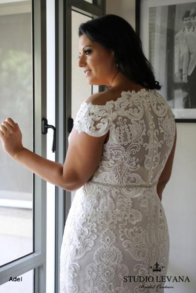 Plus size wedding gowns 2018 Adel (7)