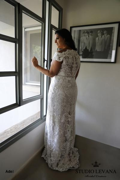 Plus size wedding gowns 2018 Adel (8)