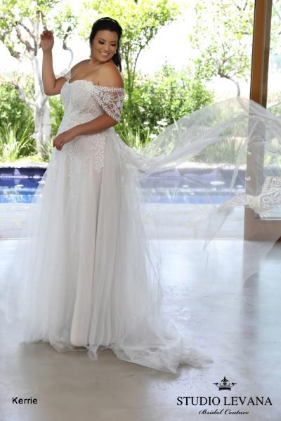 Plus size wedding gowns 2018 Kerrie (3)