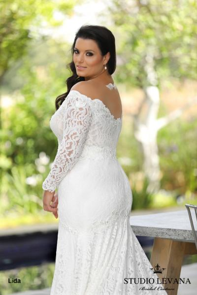 Plus size wedding gowns 2018 Lida (5)
