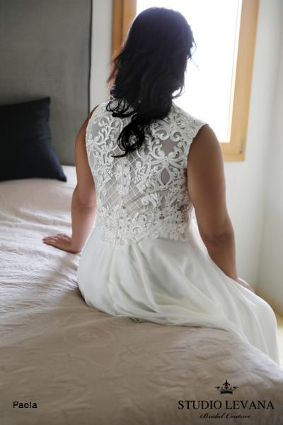 Plus size wedding gowns 2018 Paola (5)