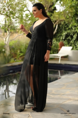 plus size evening gowns Donna (2)