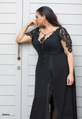 plus size evening gowns Madina (3)