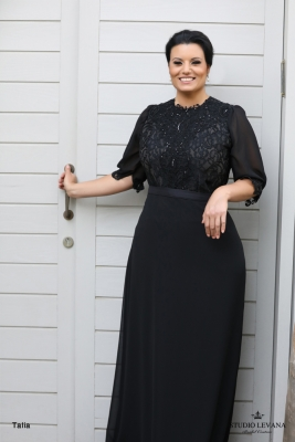 plus size evening gowns Talia