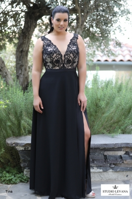 plus size evening gowns Tina (2)