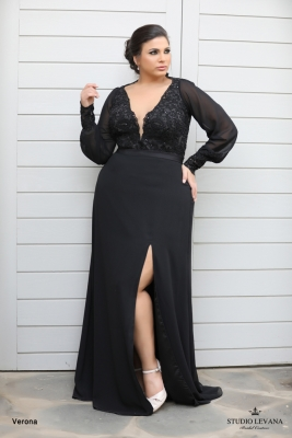 plus size evening gowns Verona (1)