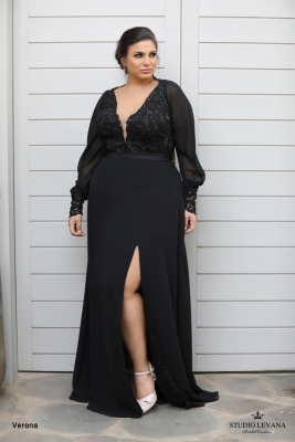plus size evening gowns Verona (2)